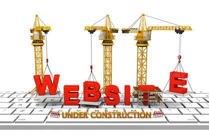 תרשים תהליך בניית האתר